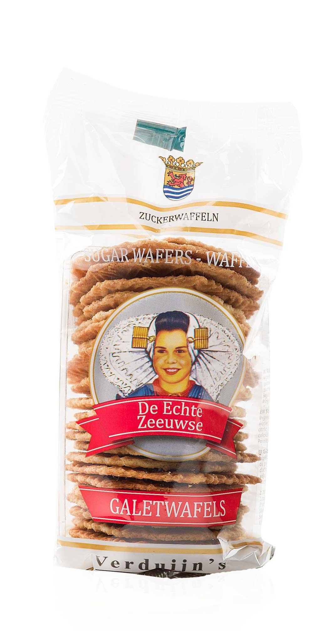Hollandische Zuckerwaffeln 150g