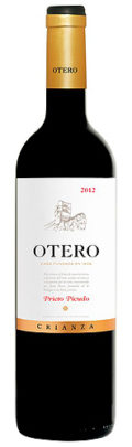 """Otero 2015 - Crianza tinto """"Prieto Picudo"""""""