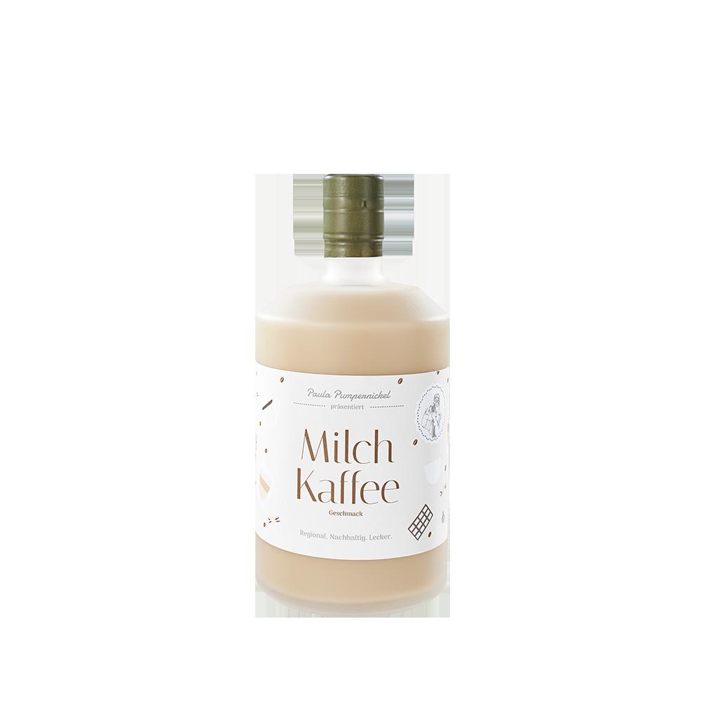 Paula Pumpernickel Milchkaffee 17% - 0,7l.