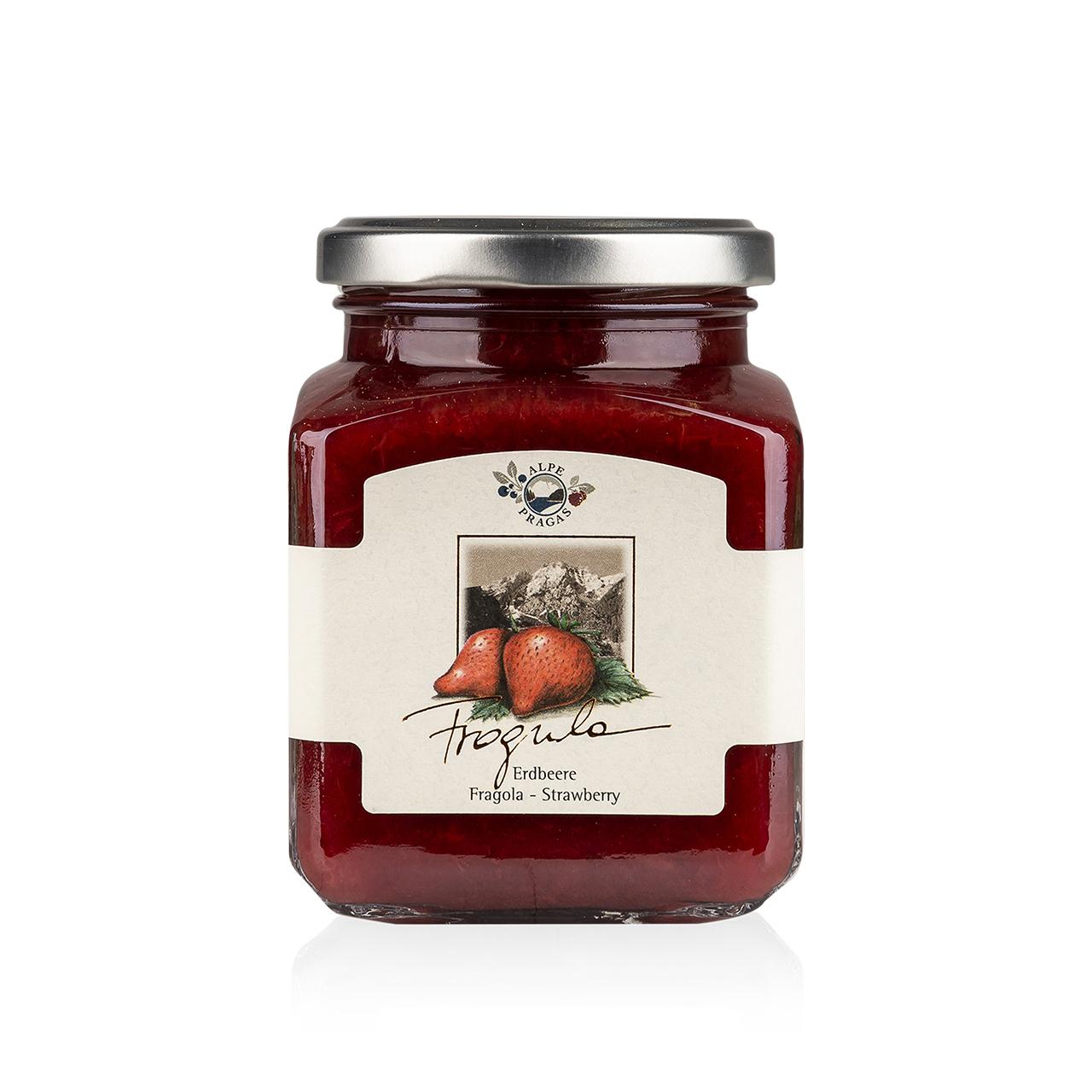 Fragula Erdbeere Konfitüre - 335g