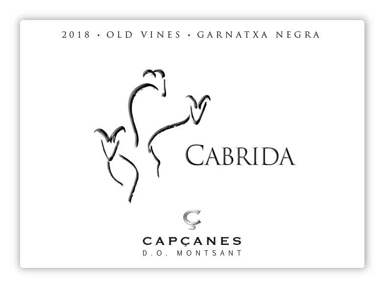 Capçanes 2018 Montsant - Cabrida