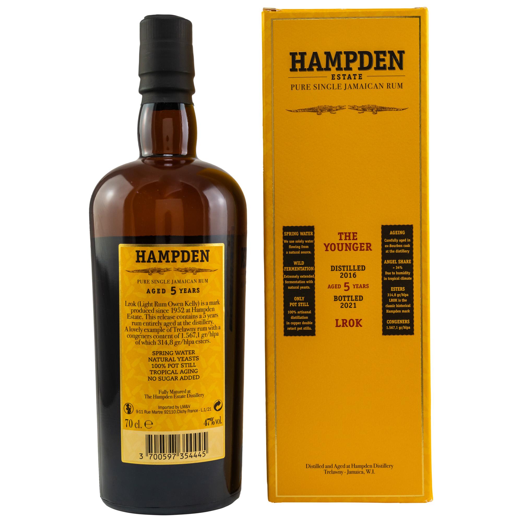 Hampden 2016/2021 LROK - The Younger - 47%