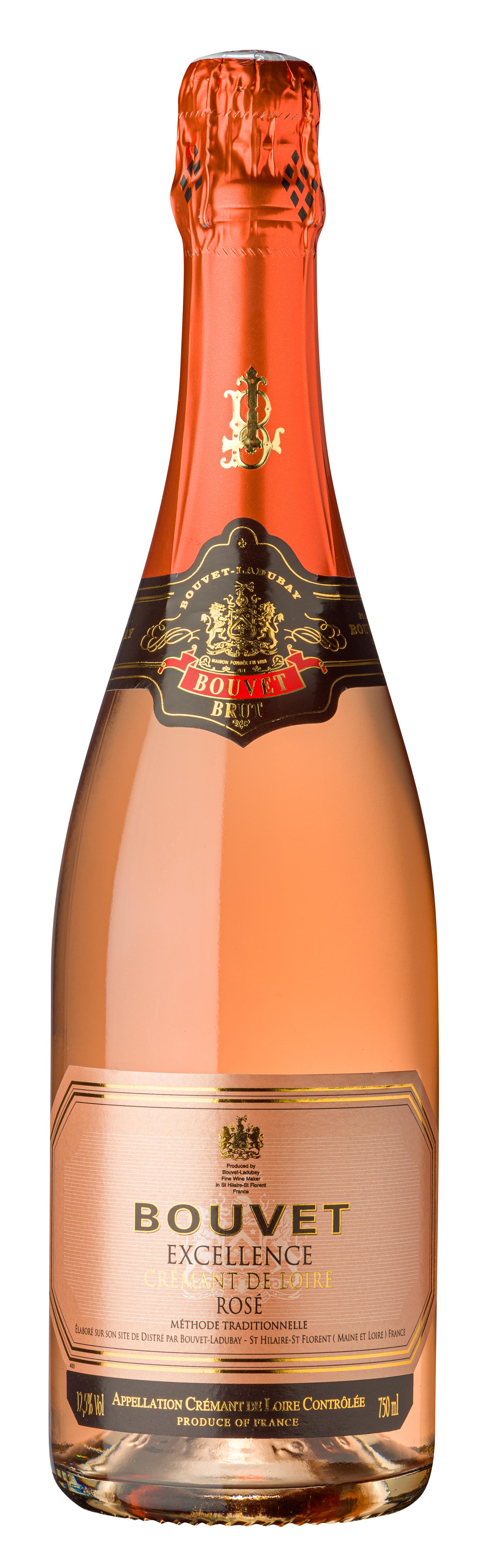 Bouvet ROSE Brut 1851 Cabernet Franc 100 %
