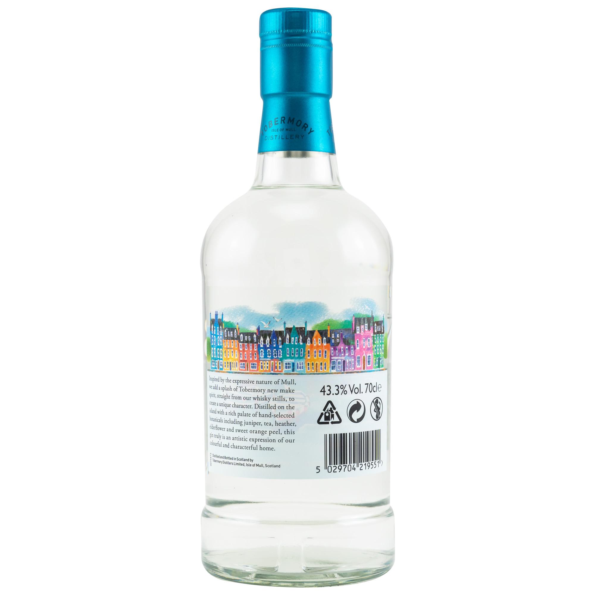 Tobermory Gin 43,3%