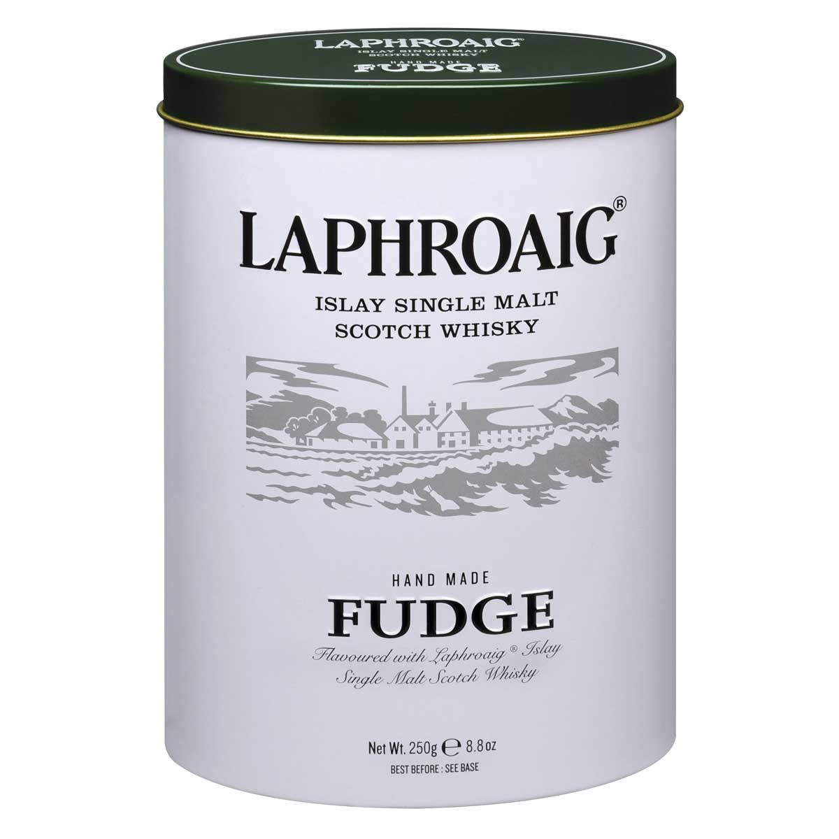 "Gardiners of Scotland – Whisky Fudge ""Laphroaig"" 250g – Dose"