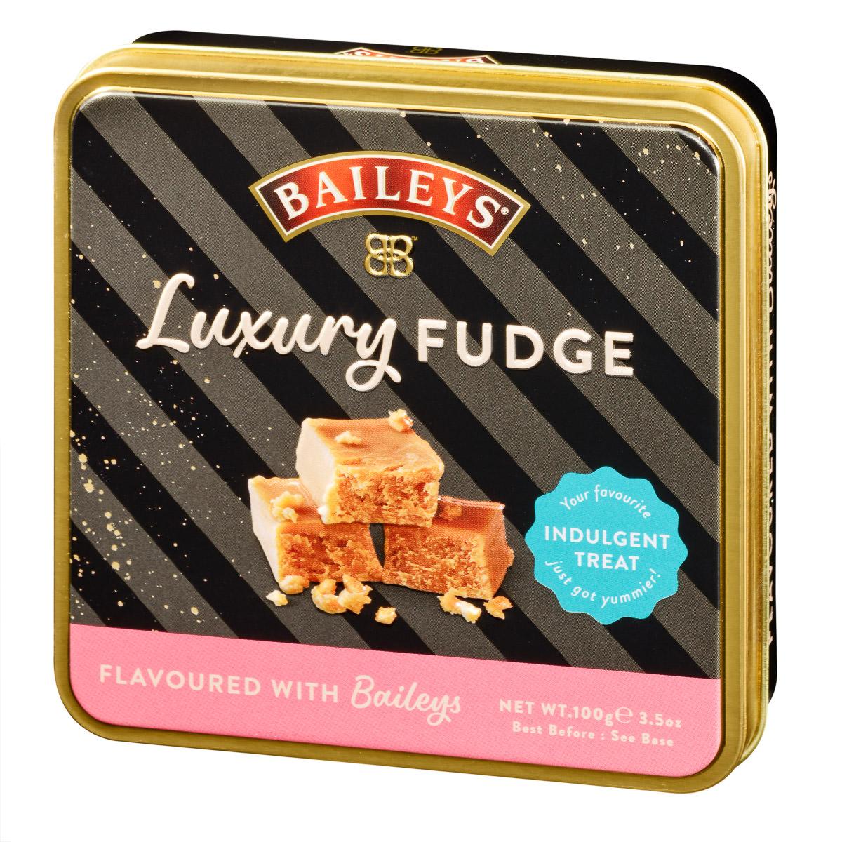 "Gardiners of Scotland – ""Baileys"" Luxury Fudge 100g – Dose"