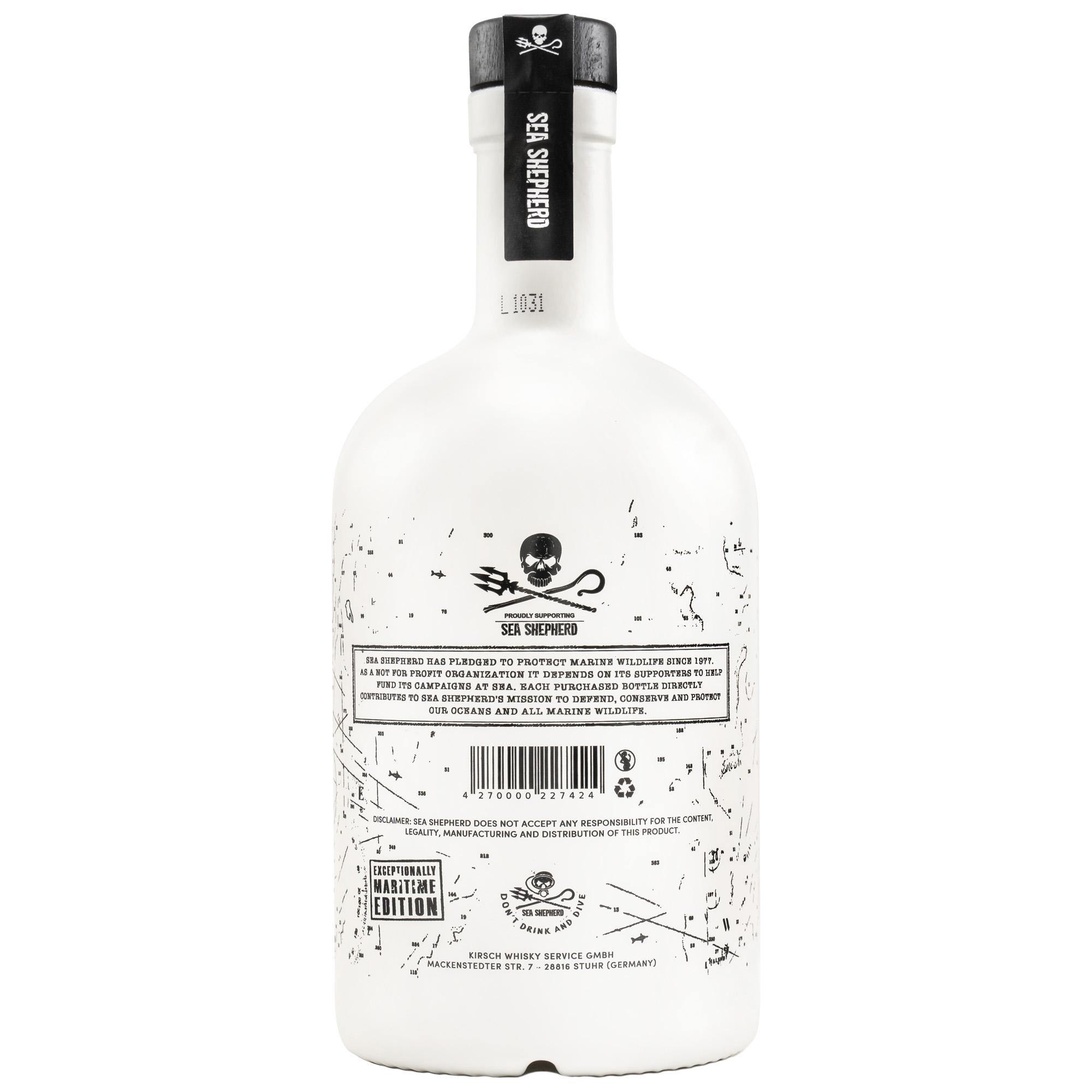 Sea Shepherd Gin 46%